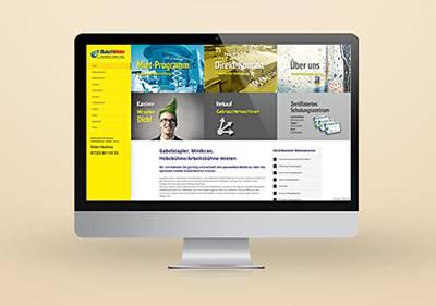 Neue Website für Butsch+Meier