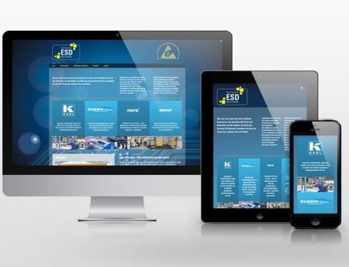 Neue Website für das Deutsche ESD-Netzwerk