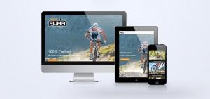 Website Zweirad Fuhr - BYTECOUNT Portfolio