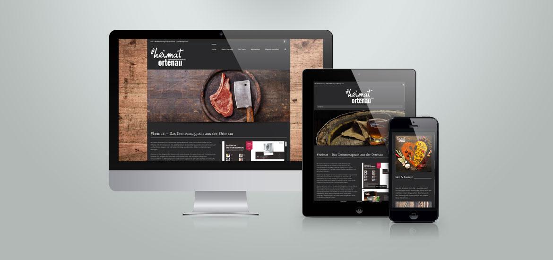 Website Heimat Ortenau