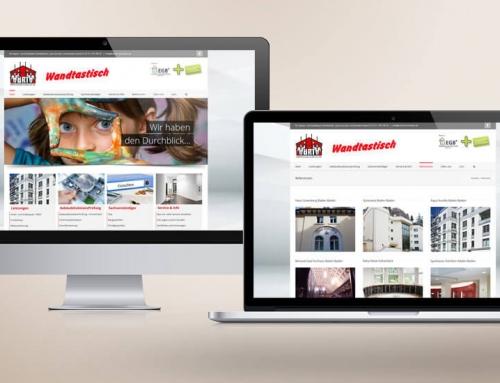 Website-Relaunch für Hörth-Schneider