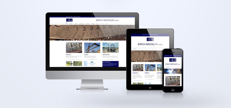 Erich Mächler GmbH - BYTECOUNT Portfolio
