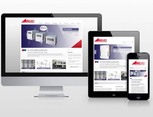 Website-Relaunch für MELEC
