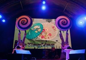 Bühnenshow Chinafest Köln
