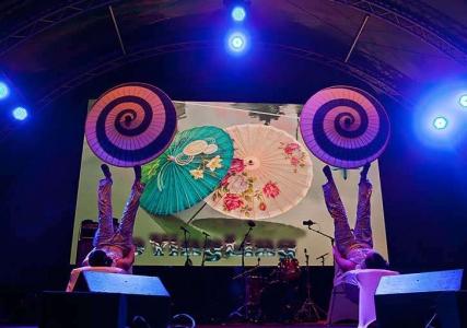Bühnenprogramm Chinafest Köln