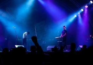 Bandfoto Chinafest Köln